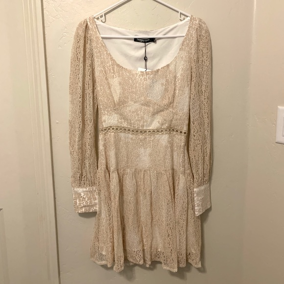 NWT Never Worn White Lace Dress